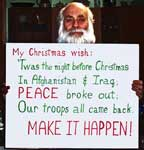 Christmas Peace Wish
