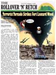 Terrorist Tornado strikes Fort Leonard Wood