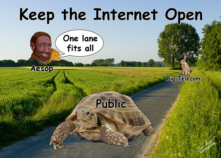 Keep the Internet Open